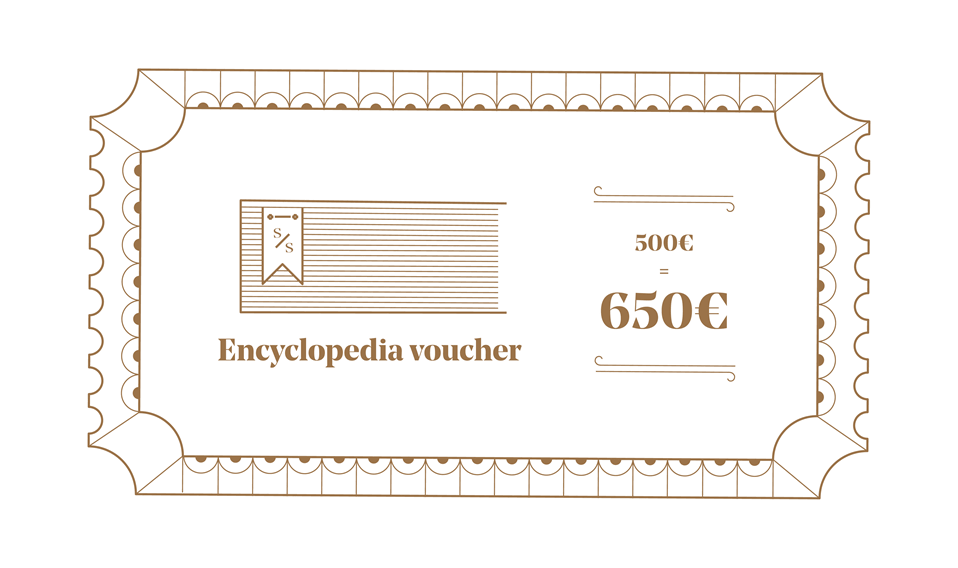 Encyclopedia voucher